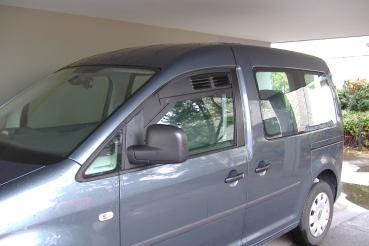 Lüftungsgitter Frischlüfter Fahrerhaus VW Caddy 2003 - 02/2020 Standard